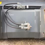 Weidemann Werkzeugaufnahme hydraulisch