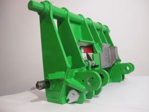 MSW hydraulische Schnellkupplung Avant Hoflader 400 bis 700