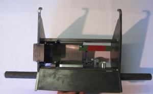 Bausatz für Frontlader für MSW Schnellkupplungssystem