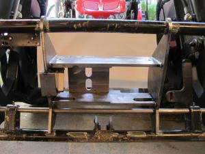Bausatz Frontlader Eurorahmen hydraulischer MSW Schnellwechsler