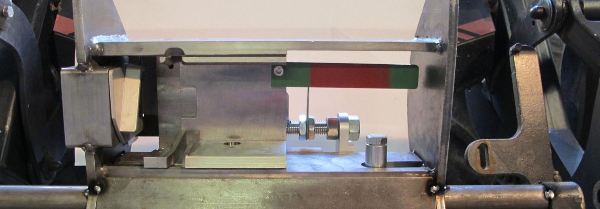 Bausatz MSW Highspeed oil coupler Frontlader Eurorahmen