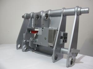 Weidemann hydraulische Werkzeugaufnahme