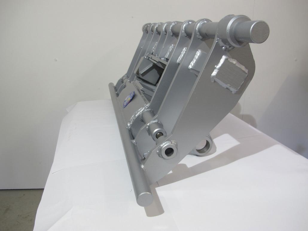 Seitenansicht MSW Highspeed oil coupler
