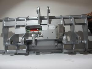 Patentiertes MSW Schnellkupplungssystem für Wacker Neuson