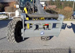 MSW Schnellkupplungssystem für Kramer Radlader
