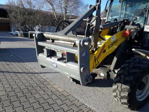 MSW Highspeed oil coupler für Kramer Radlader 550