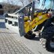 MSW hydraulische Geräteaufnahme für Kramer Radlader 550