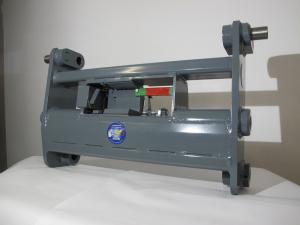 MSW hydraulische Geräteaufnahme Kramer Radlader 550