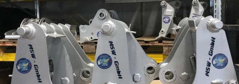 Mösl Schnellwechsler - unter Druck Hydraulik Leitungen kuppeln